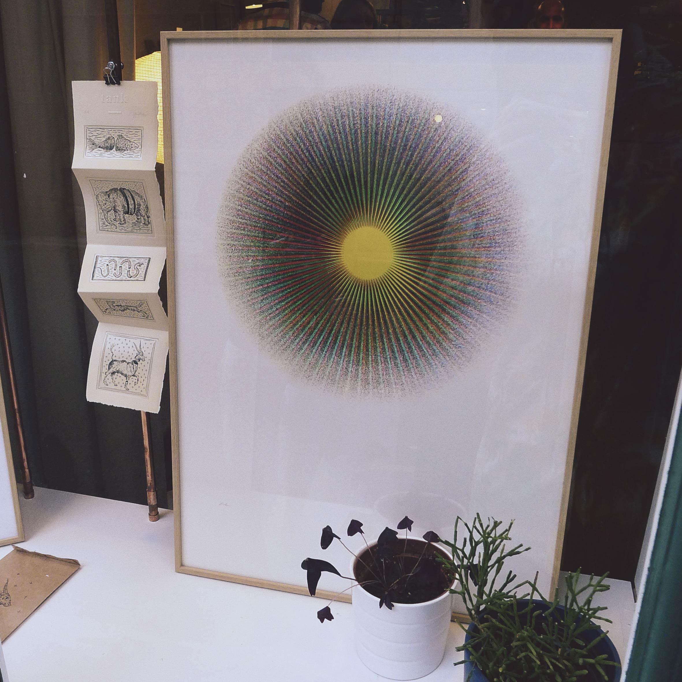 sérigraphie imprimerie art