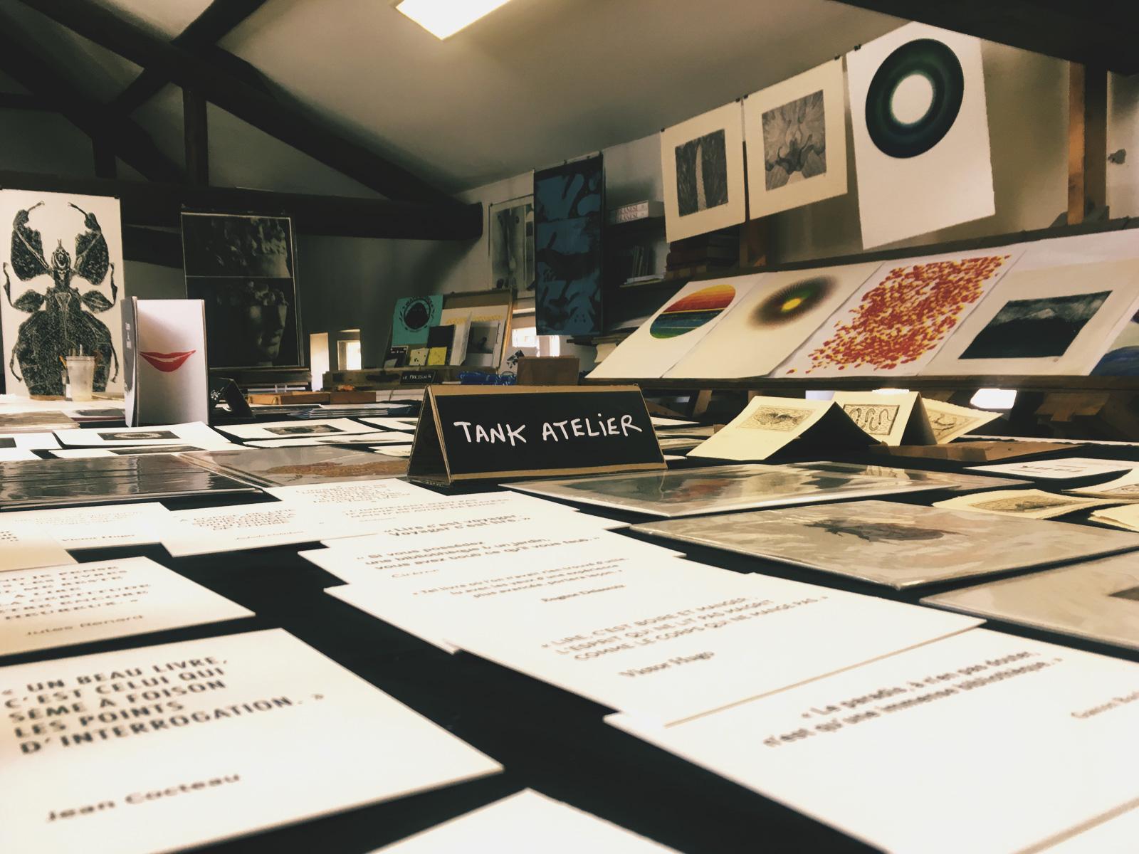 atelier tank impression estampes art nancy festival
