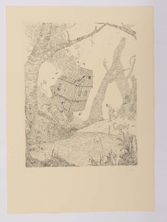 engraving hand print tankatelier quittelier