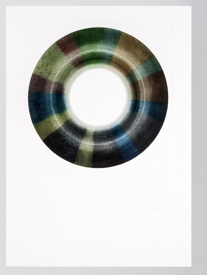 aquatinte couleur impression art estampe france quittelier tank